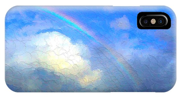 Clouds In Ireland IPhone Case