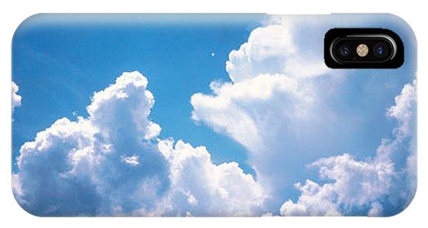 Clouds Japan IPhone Case