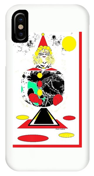 Clowning  Around 2 IPhone Case