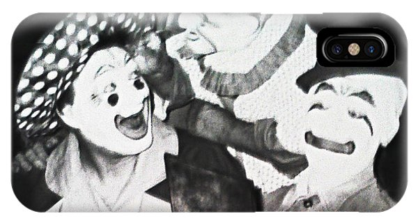 Clowning Around IPhone Case