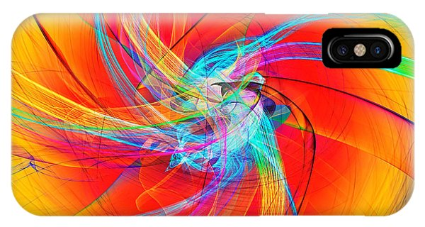 Cme Pinwheel IPhone Case
