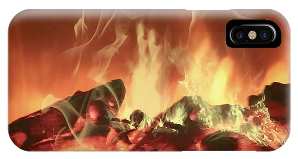 C'mon Baby Light My Fire IPhone Case