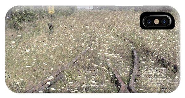 Cn Railroad 1 IPhone Case