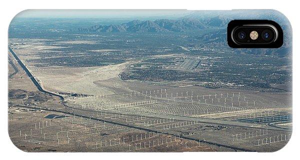 Coachella Valley IPhone Case