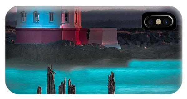 Coaquille Lighthouse IPhone Case