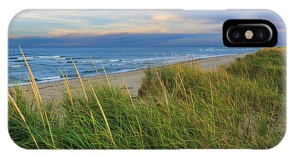 Coast Guard Beach Cape Cod IPhone Case