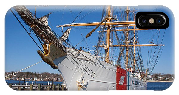Coast Guard Cutter Eagle IPhone Case