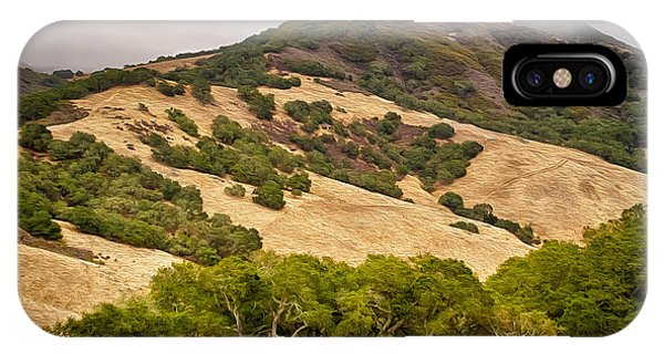 Coast Hills IPhone Case