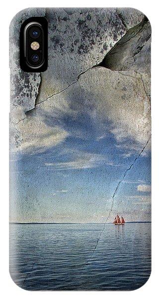 Coast Of Maine IPhone Case