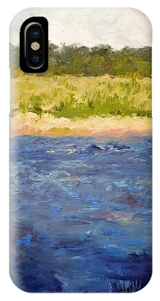 Coastal Dunes IPhone Case