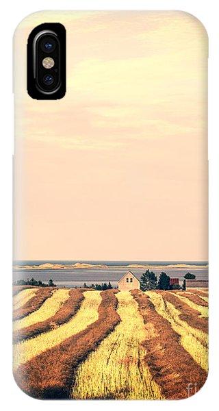 Edward iPhone Case - Coastal Farm Pei by Edward Fielding