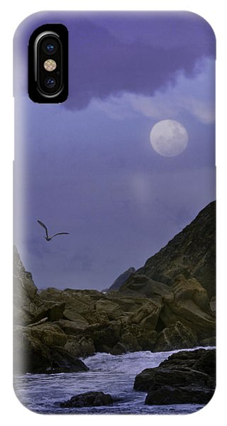Coastal Moods Moonglo IPhone Case