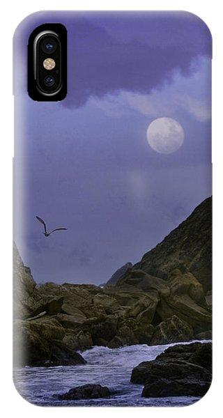 Coastal Moods Moonglo IPhone Case