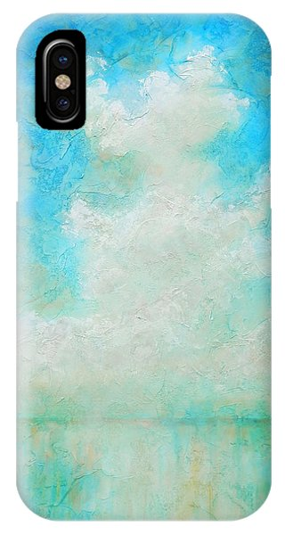 Cloud iPhone Case - Coastal by Pam Talley