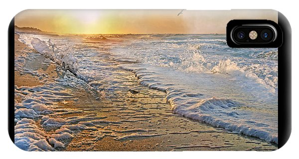 Osprey iPhone Case - Coastal Paradise by Betsy Knapp