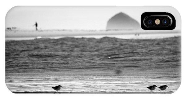 Coastal Stroll IPhone Case