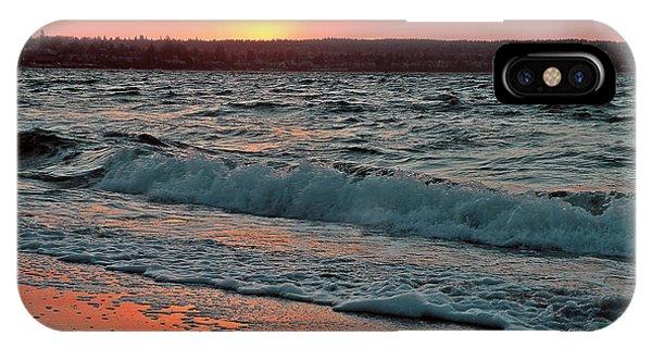 Coastal Sunset IPhone Case