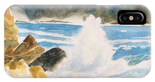 Coastal Wave IPhone Case
