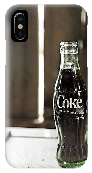 Coca-cola Bottle Return For Refund 8 IPhone Case