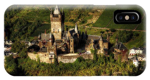 Cochem Castle IPhone Case
