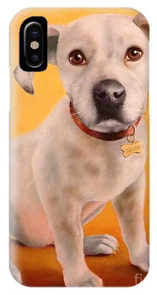 Cocoa IPhone Case