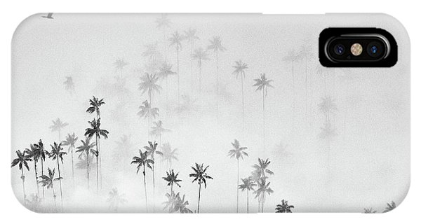 Colombia iPhone Case - Cocora Valley by Alexey Malashin