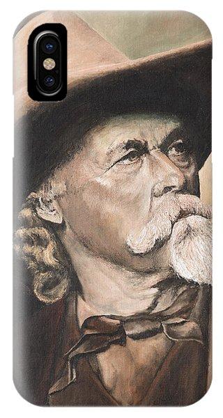 Cody - Western Gentleman IPhone Case