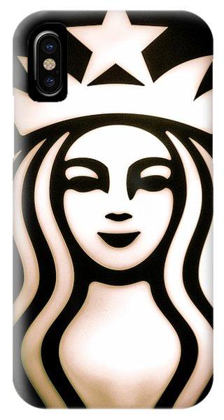 Coffee Queen IPhone Case