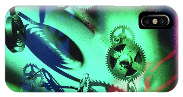 Technological iPhone Case - Cogs by Steve Allen/science Photo Library