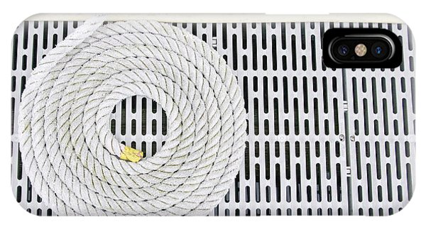 Coiled Abstract IPhone Case