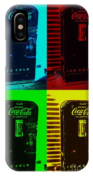 Coke Poster IPhone Case