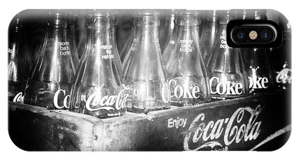Cola Crate IPhone Case