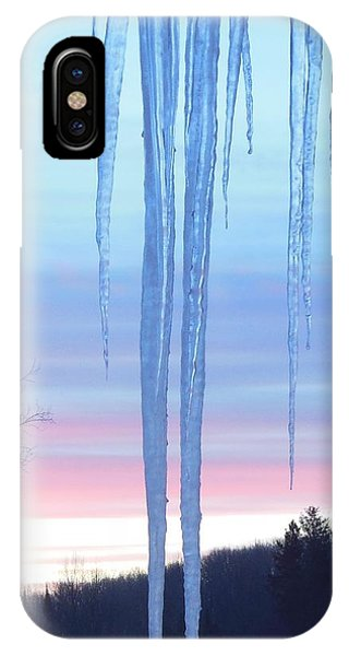 Cold As Ice IPhone Case