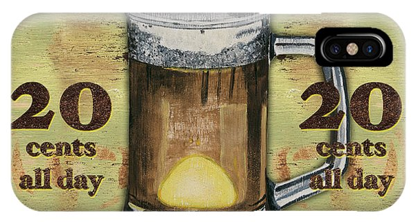 Beverage iPhone Case - Cold Beer by Debbie DeWitt