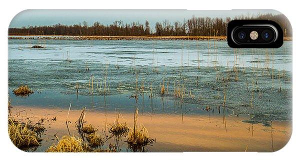 Cold Lake Phone Case by Bruno Santos