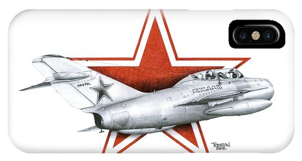 Cold War Relic Phone Case by Trenton Hill