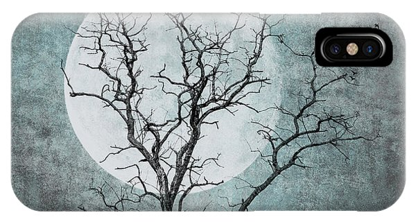 Cold Winter Night IPhone Case