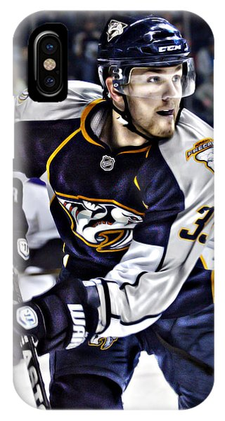 Colin Wilson IPhone Case