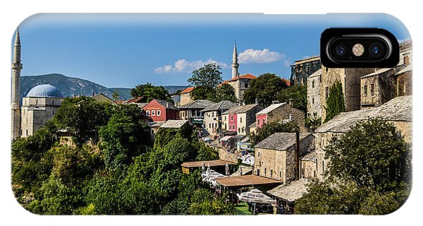 Mostar iPhone Case - Collection by Natasha Larkin