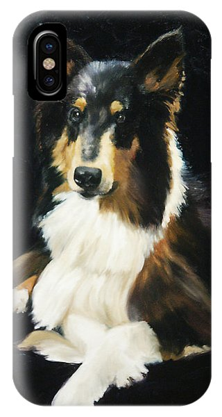 Collie IPhone Case