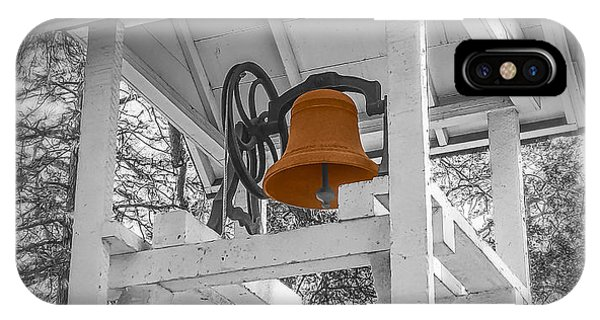 Coloma Church Bell IPhone Case