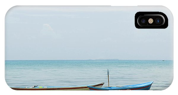 Colombia iPhone Case - Colombia, San Bernardo Islands by Matt Freedman