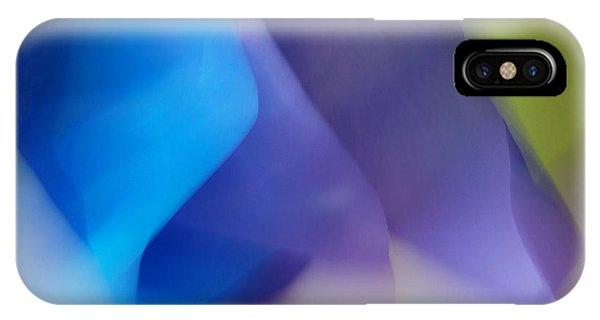 Color Crimp IPhone Case