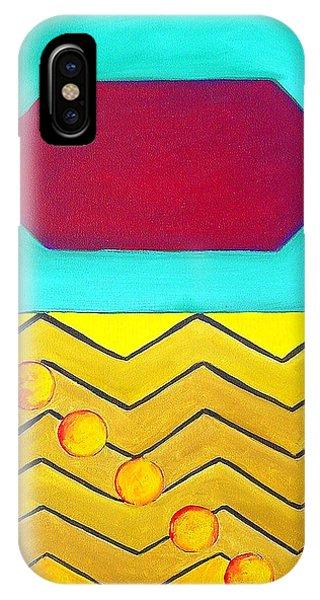 Color Geometry - Hexagon IPhone Case
