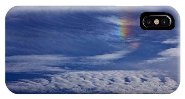 Color In The Sky Phone Case by Janice Carter
