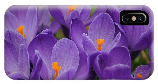 Color It Violet IPhone Case