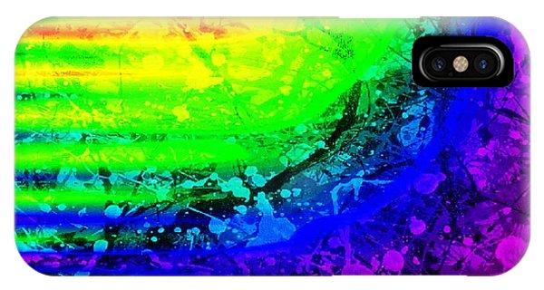 Color Maze IPhone Case