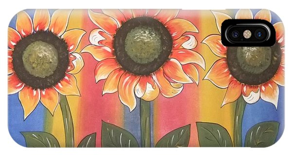 Color Me Sunny IPhone Case