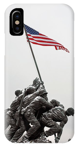 Color On A Grey Day Phone Case by JC Findley
