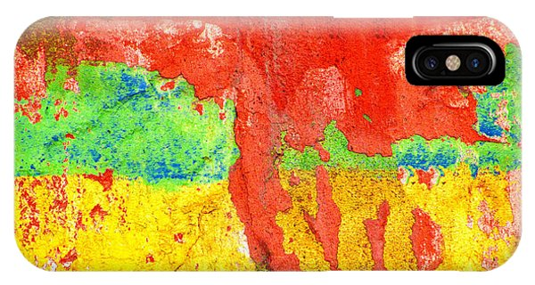 Color Splash  IPhone Case